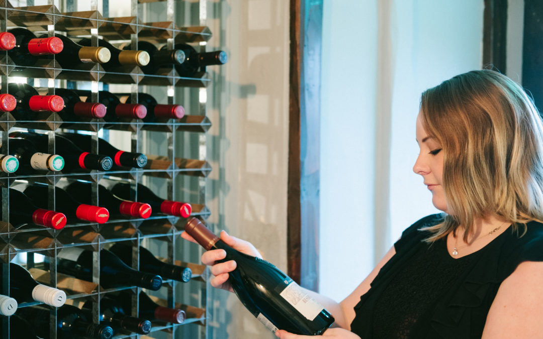 Sommelier Sally Murphy on wines at The Small Holding