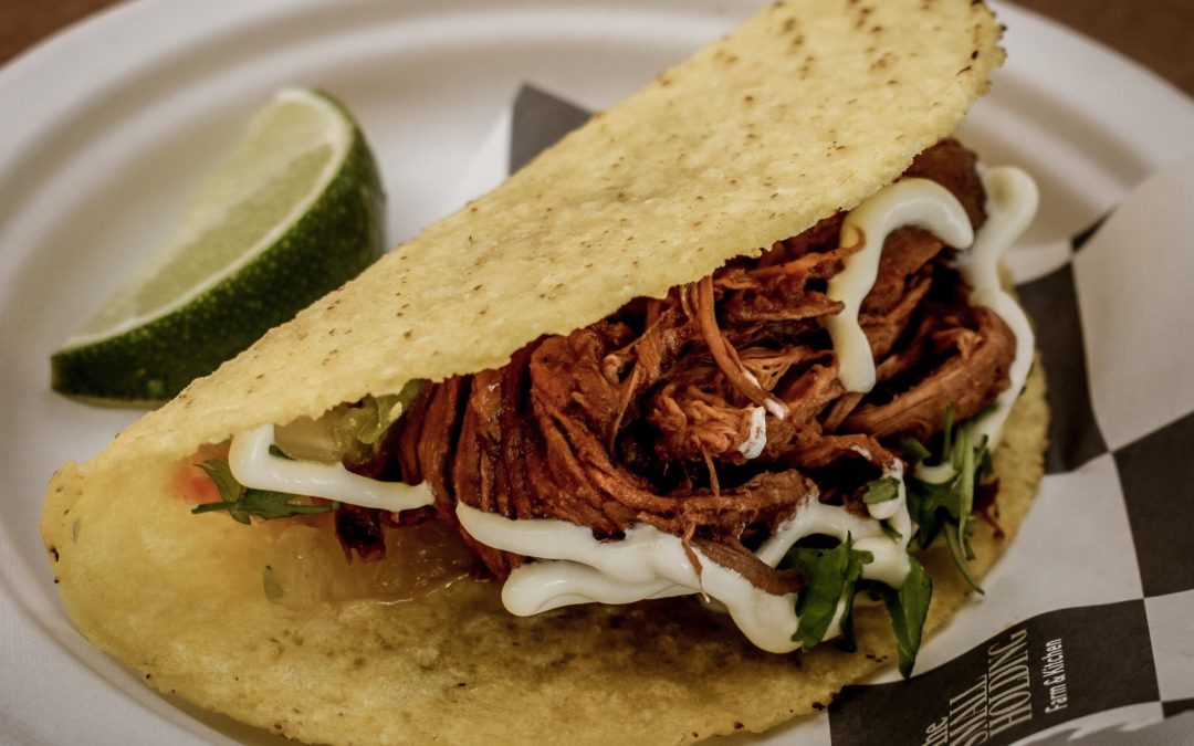 Pork tacos, German wines and August events